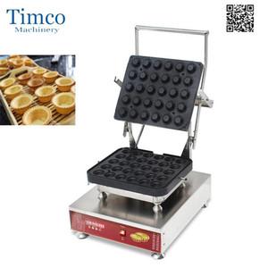 Sıcak Popüler Yapışmaz 110/220 V Yumurta Tart Kalıpları, Elektrikli Tartlet Kabuk Şekillendirme Makinesi, Ticari Yumurta Tart Makinesi