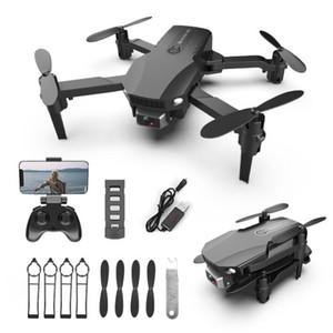 R16 Drone 4K HD Dual Lens Mini drone WiFi 1080p Transmission en temps réel FPV Drone Dual Caméras Dual Polleable RC Quadcopter Toy cadeau