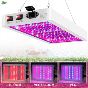 100W LED Grow Light Full Spectrum LED Plant Light Fitolampy for Indoor Plants Seed Flowers Seedling Cultivation Lamp Dual control