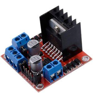 L298N module de la carte de pilote de moteur L298 Stepper Moteur Smart Car Robot
