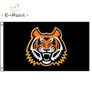 NCAA IDAHO Estado Bengals Bandera 3 * 5 pies (90 cm * 150cm) Bandera de poliéster Decoración de la bandera de la bandera Flying Home Garden Flag Festive Regalos