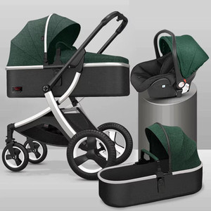 baby stroller 3 in 1,poussette,kinderwagen,coches de ,baby stroller,baby stroller 3 in 1 with car seat, travel fold parm