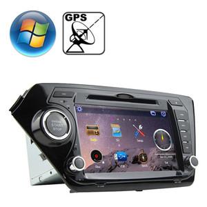 Rungrace 80 pollici Windows CE 60 TFT Screen in-Dash Car DVD Player per KIA K2 con Bluetooth GPS RDS