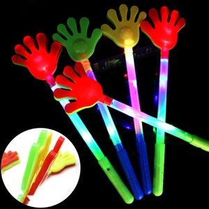 2020 Party toys LED Lighted Toy cheer vocal concert Light stick flash clapper glow stick children toys