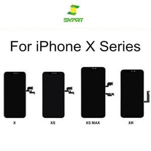 ل iphone x lcd iphonex 11 xs شاشة العرض اللمس محول الأرقام الجمعية + هدية iphonex xr oled pantalla