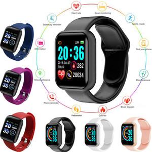 Smart Watch Men Women Smartwatch Android Kids Gift BluetoothConnect Heart Rate Blood Pressure Monitor Sport Smart Watch