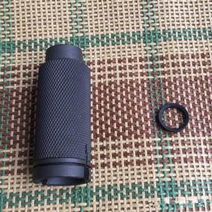 .223 .308 Concorrenza Compact Muzzle Brake 1 / 2-28 5/8 * 24 Flash Hider con rondella O.D. 1.35.