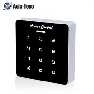 Controllo accesso 1000USERS Tastiera per tastiera Digital Panel Reader per il sistema di blocco della porta 125khz RFID Wiegand 26 34 Uscita1