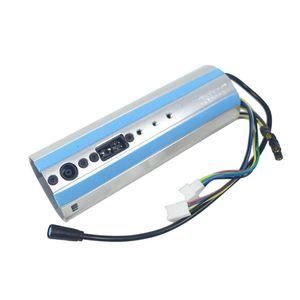 Ninebot ES1 / ES2 / ES3 / ES4 스쿠터 활성화 된 블루투스 대시 보드 스쿠터 부품 Q1206에 대 한 USB가있는 스쿠터 컨트롤러 제어 보드