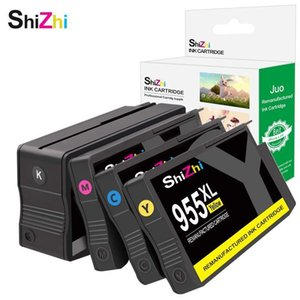Ink Cartridges SHIZHI 955xl Replacement For 955 XL Officejet Pro 7740 8210 8710 8715 8720 8730 8740 8725 Printer1