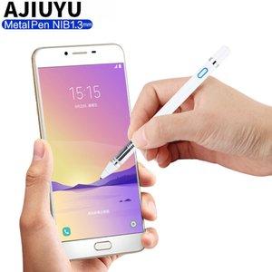Penna ad alta precisione Touch screen capacitivo di stilo attivo per ZTE Nubia Letv OnePlus Meizu Leacoo Leagoo CUBOT Case Telefono cellulare