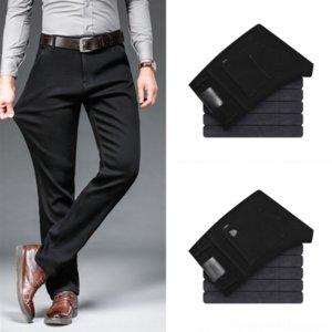 YXG Herren gerade gewaschene Gradienten Licht Farbloch Ripping Slim Casual Hohe Qualität Mode Denim Jeans Jeans Für Black Denim Jeans Womens