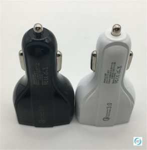 Hot selling car charge 3.5A dual usb +PD fast car charger 3.0 Type C quick charge car charger for iphone for smart phones