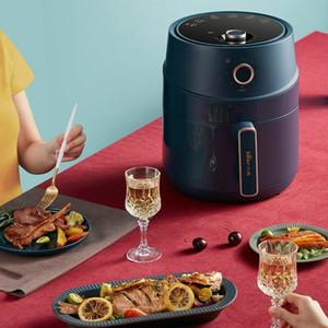 4,6L большая емкость бытовой многофункциональный Airfryer Air Freier электрическая печь газовая фритюрница глубокая сковорода Air Fryer Supen 220V W1219