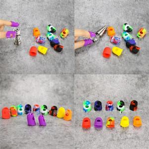Novos luvas de dedo de isolamento térmico protegem a cobertura da prova de calor da prova do silicone Ferramentas dos acessórios 0 85slh1