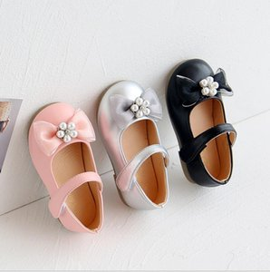 Kids Shoes New Spring Autumn Summer Baby Princess Girls Flats Children Shoes Princess Students Shoes 21-30