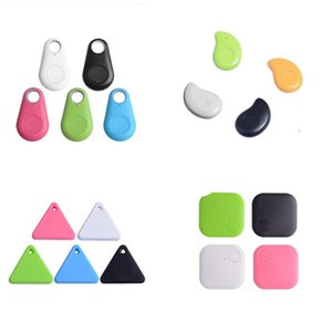 STOCK Micro Mini Smart Finder Smart Wireless Bluetooth 4.0 Tracer GPS Locator Tracking Tag Alarm Wallet Key Pet Dog Tracker with Retail box