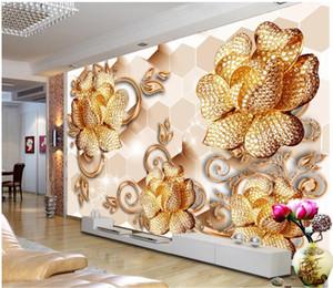 Пользовательские фото обои для стен 3d росписи обои современные ювелирные изделия узор 3d спальня прицел фон настенные бумаги дома украшения