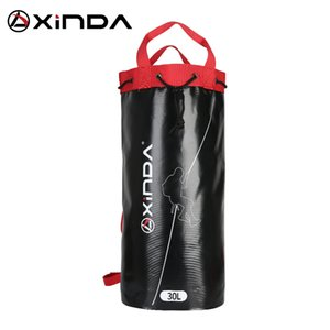Xinda Outdoor Climbing Rope Bag 1000D PVC Storage Backpack Outdoor Rappelling Backpack Equipment Bag Q1118
