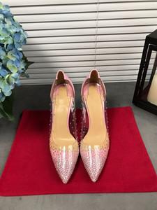 Neue Mode Luxus Designer Gold Frauen Schuhe Hohe Stiletto Fersen Hochzeit Schuh Günstige Braut Party Formale Tanzen Sexy Abendsandalen PG1207