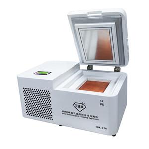 TBK 578 Mini LCD замораживание сепаратор разделительная машина 800W для Samsung Edge Edge iPhone экран для ремонта экрана планшета