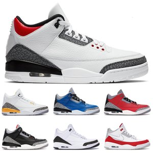 2020 New arrival trainers mens basketball shoes SE Fire Red Laser Orange Varsity Royal UNC Mocha Black Cement sports sneakers size 7-13
