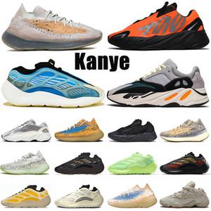 adidas yeezy boost 700 v3 380 mnvn Kanye West 700 V2 V3 Azareth Srphym Herren Laufschuhe Orange Runner Static Mauve Bone Reflect Damen Sportschuhe