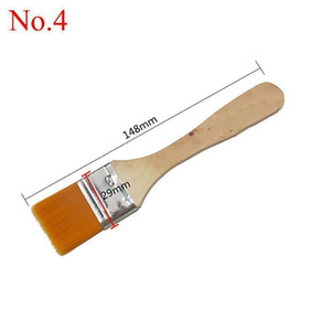 12 Nylon Hair Wood Dust Cleaner Soft Cleaning Brush Painting Mobile Phone Computer Keyboard Pcb Clean Brushes Repair Q jllygj
