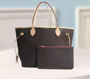 الجملة الأزياء ماركة mm gm مع محفظة حقيبة التسوق الكتف L إلكتروني حقيبة يد جلدية مطبعة محفظة