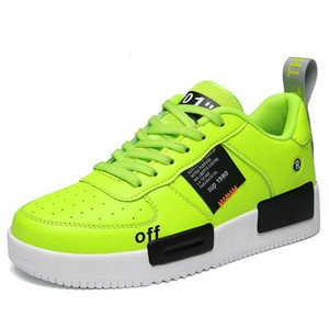 New Yellow Informal Sports Trademarks ,Casual Men 'S Training Shoes ,White Basketball Shoes 2021
