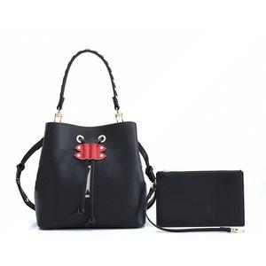 Pink sugao designer shoulder bag women bucket bags lady handbag new fashion handbag hot sales handbag high quality 56889