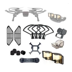 Drone Objektivabdeckung Stativ Verbesserte Antennenzubehör Kit für DJI Funken