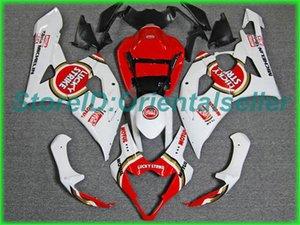 Molde de injeção Fairing Kit de corpo vermelho AG05 para Suzuki GSXR-1000 GSXR 1000 05 06 Bodywork GSX-R1000 GSXR1000 05 06 K5 GSXR1000 200506