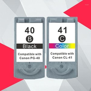 Compatible ink cartridges For Canon PG40 CL41 PG-40 CL-41 iP1600   IP1700   IP1800 PG 40 CL41 MP140 MP450 MP470 printer1