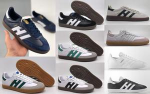 New Suede Samba RM S4M3A OG Mens Gazelle Sapatos Ao Ar Livre Womens Spezial Branco Preto Sneaker Leve Respirável Passeio Caminhada Tênis