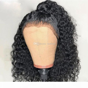 9A Pre Plucked Short Bob Full Lace Human Hair Wigs With Baby Hair Kinky Curly Brazilian Virgin Lace Front Wig For Black Women