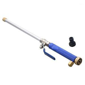 Nouveau pistolet à pulvérisation haute pression NEWNEW voiture pistolet haute pression pistolet à eau de ménage nettoyage de la machine de nettoyage de la machine d'eau (bleu) 1
