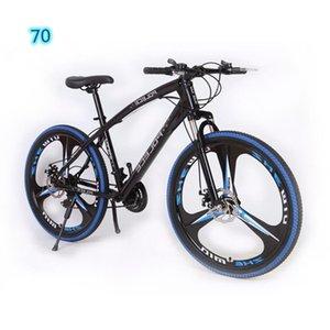 Pignon de vélo fixe pour hommes et femme, vélo de course de 26 pouces, double disque Cry Ventes d'usine