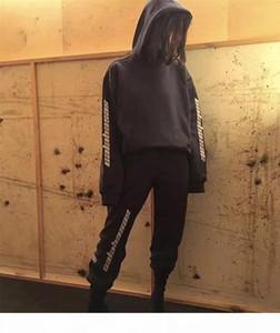 Season 5 Calabasas Pants Sweatpants Men Women Kanye West Joggers Streetwear Hip Hop Pants Drawstring OVERSIZE Calabasas Trousers