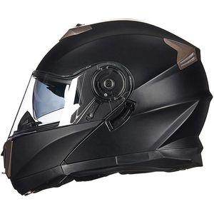Casco Moto Мотоциклетный шлем Гонки Модульный Двойной объектив Мотокросс Мото-шлем Полное лицо Шлемы Full Face Flip Up Casco Capacete Casque