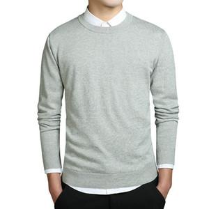 Sweater Hommes Tendance Motif Motifs Broderie Chemises Automne Printemps Tops Sweatshirts en laine Taille Asiatique Taille M-3XL Pull