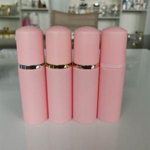 30ps 60ml 핑크 플라스틱 거품 펌프 리필 빈 화장품 병 속눈썹 클렌저 비누 디스펜서 샴푸 병 황금