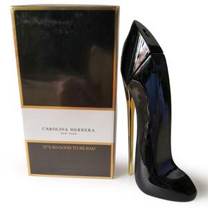 Femmes parfums talons hauts nouveau beaux fille parfum parfum frais et durable parfum Eau de Toilette Spray pour femmes 80ml