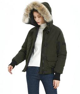 Yvyvlolo mujeres abrigo de invierno chaqueta para mujer chaqueta abajo 2020 famoso nuevo warm winter parka mujeres de alta calidad Outwear mujer q0119