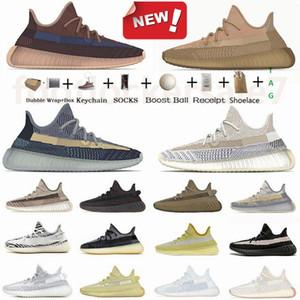 36-48 EUR 36-48 ясень синий жемчужный камень исчезновение углерода натуральный черный статический светоотражающий V2 Kanye West Mens кроссовки женские кроссовки для гольфа