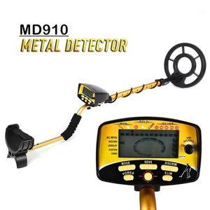 MD910 عالية الأداء كاشف المعادن تحت الأرض أصلي اعثر كنز آلة Gold Finder Machine1
