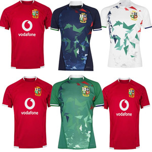 Neesest 2020 2021 British Irish Lions Rugby Jersey 20 21 British Lions Rugby Home Training Shirt