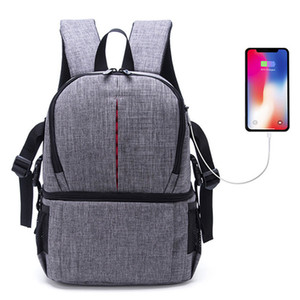 camera bags cases Cameras Backpack Endurax Waterproof Nylon Professional for Laptop and Other Digital Accessories Bag