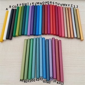 Glue Gun Sealing Wax Sticks for Vintage Seal Stamp Glue Gun Sealing Wax 16 pieces one pack new color 40 colors choose Q1114
