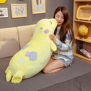 New Nice Huggable Soft World Animal Sea Lion Doll Seal Plush Toy Baby Sleeping Pillow Kids Stuffed Toys Gift Z1127